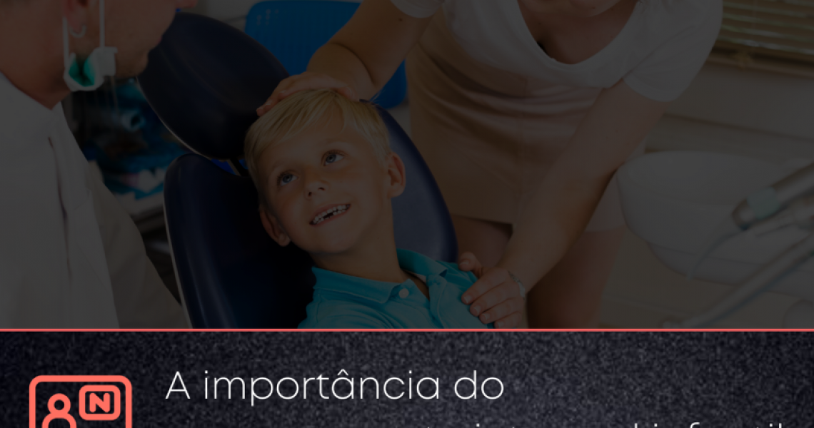A importância do escaneamento intraoral infantil